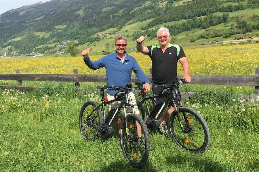 "E-Mountainbike-Urlaub ""Easy & Genuss"""