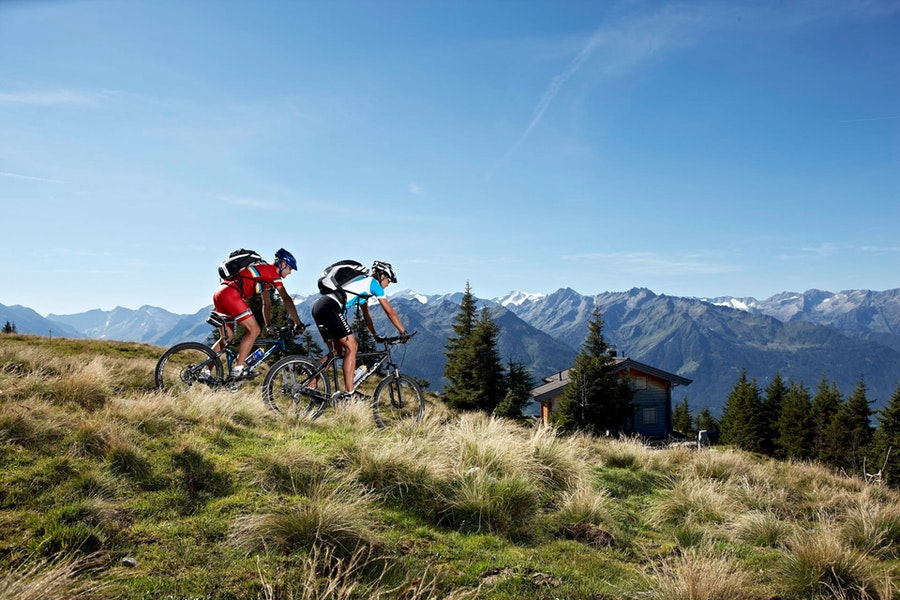"Bike Hohe Tauern -> ""Manggei-Jagd"" (Murmeltiere) im Nationalpark"