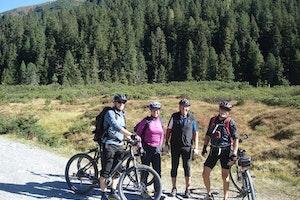 Aktiv in den Herbst mit E-Bike und Wandern
