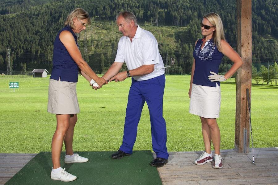 Golf Intensivkurs für Anfänger