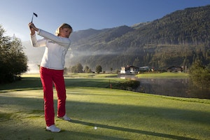 Golf, Wandern & Wellness im Nationalpark