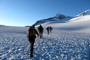 Gipfelerlebnis Großvenediger -> 3.674 m