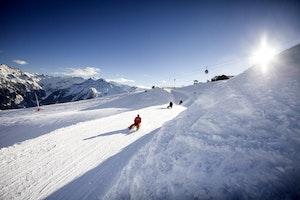 Sanfter Winterspaß in den Kitzbüheler Alpen – mit Schneeschuhen