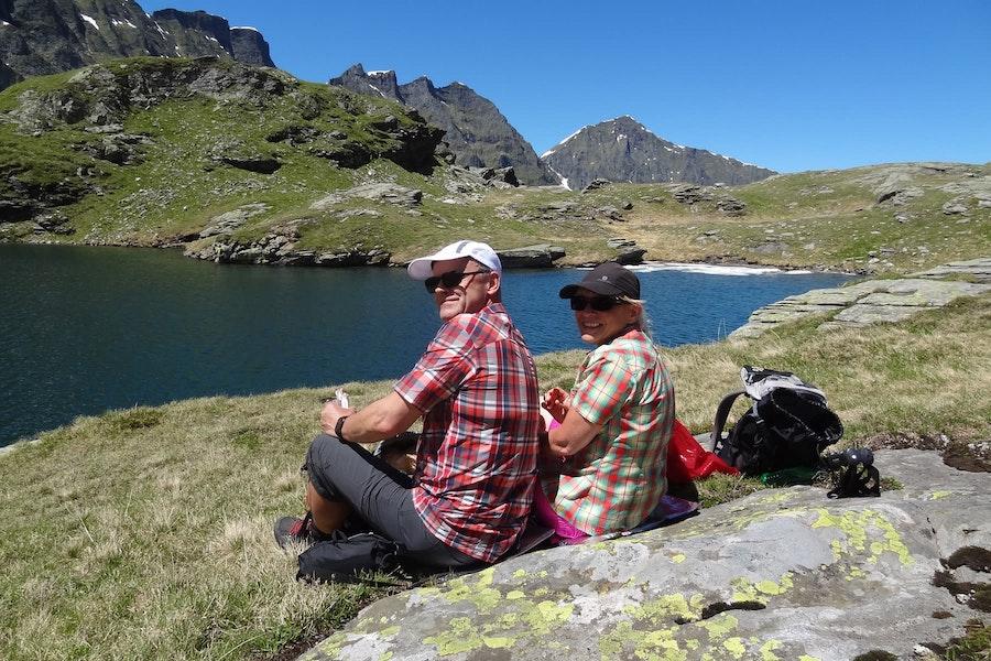 """Bergseen im Nationalpark """"Hohe Tauern"""""""